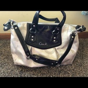 Coach Ashley Signature C handbag